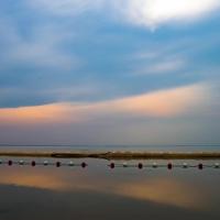 快一起来看!航拍镜头下的骆马湖沙滩公园,到底有多美?