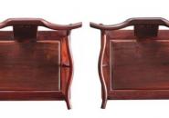 红木家具的软屉和硬屉的分别