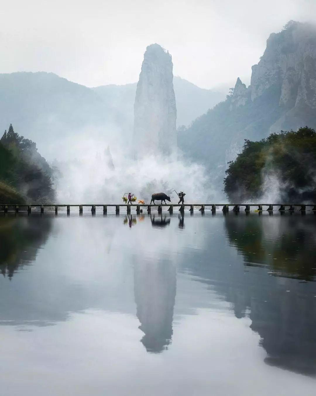 一个老外摄影师,竟拍出了最有神韵的中国