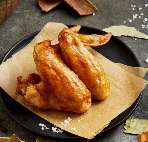 鸡翅不腌制,不加水和油,比烤鸡翅还好吃!