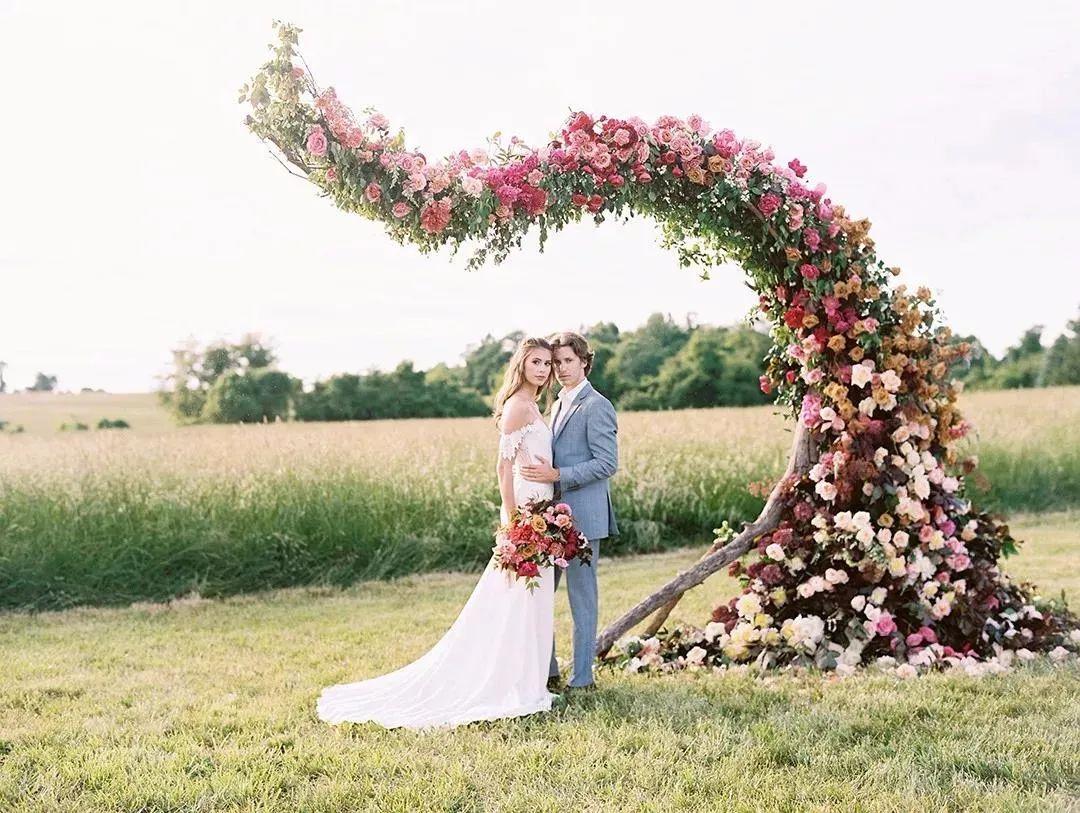 今年的婚礼潮流有什么样的变化?