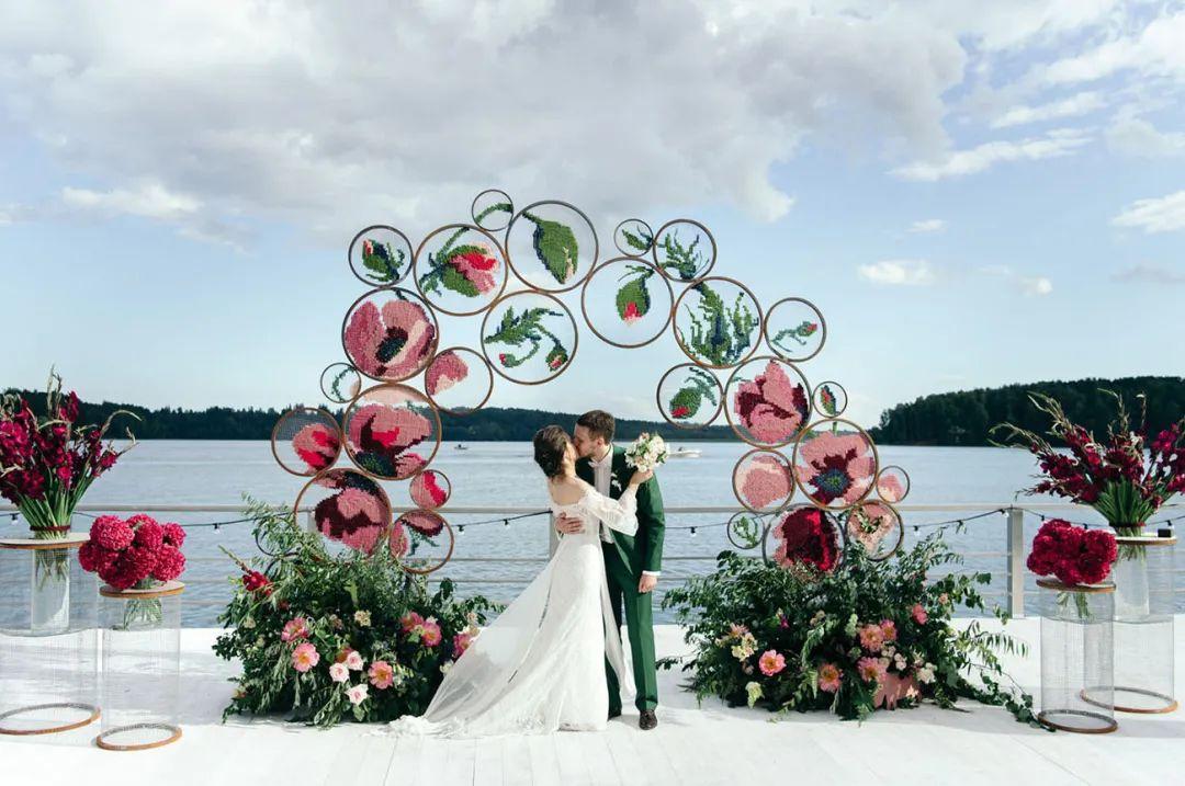 这是一场中外文化碰撞出来的婚礼