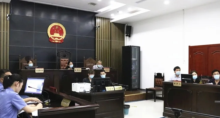 宿城法院公开开庭审理一起利用微信售卖淫秽视频案