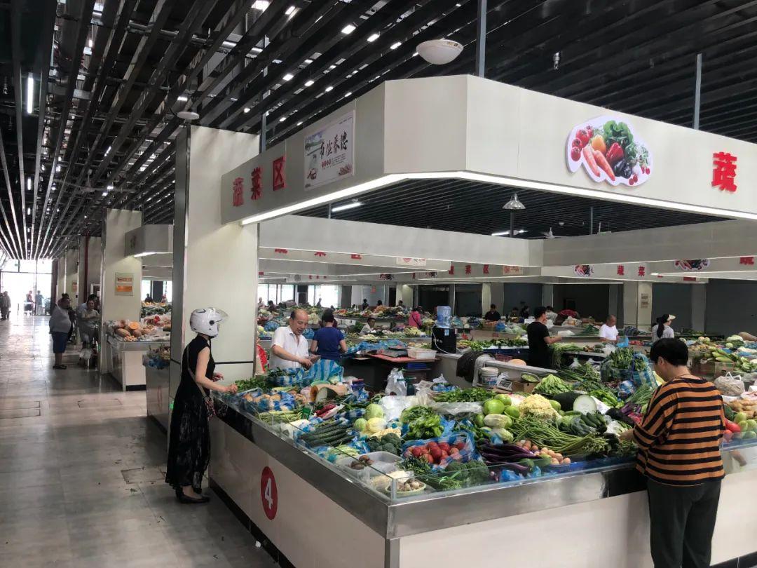 宿迁!市区最大室内菜场将成为宿迁网红打卡点,去买菜的人都忙着拍照